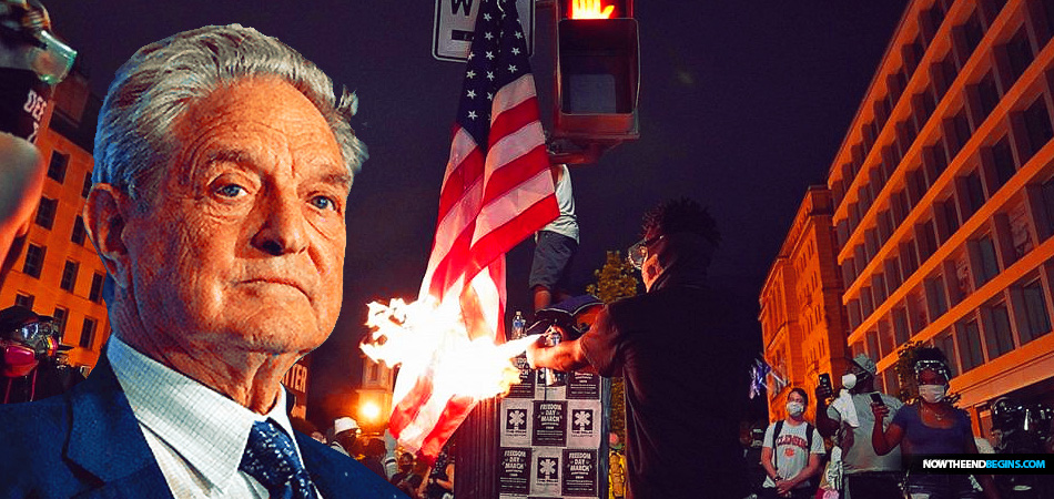 george-soros-nazi-open-society-foundation-funding-black-lives-matter-race-hate-groups-reimagine-public-safety-defund-police