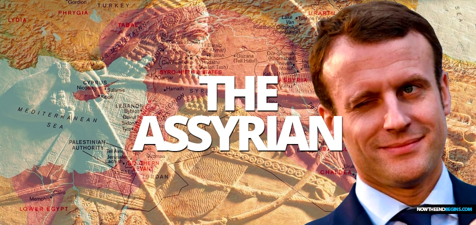 Your Head Will Spin After You Realize That Emmanuel Macron Has Both Jewish Ancestry And Inexplicable Ties To Rome And The Assyrian Empire