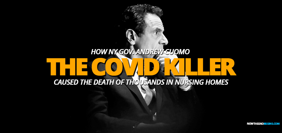 New York's true nursing home death toll cloaked in secrecy, is Gov. Andrew Cuomo the COVID Killer?